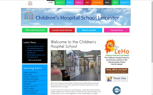 Childrens Hospital School, Leicester