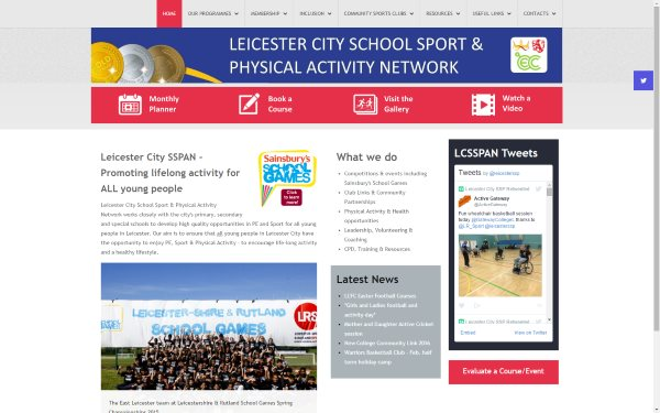 Leicester City School Sports and Activity Network